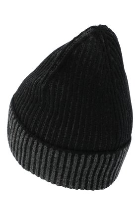 Мужская шерстяная шапка KENZO серого цвета, арт. FA68BU117KEJ | Фото 2