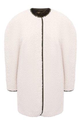 Женское пальто PHILOSOPHY DI LORENZO SERAFINI кремвого цвета, арт. A0608/5792 | Фото 1