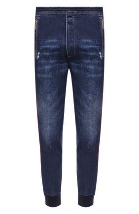 Мужские джинсы DSQUARED2 синего цвета, арт. S74KB0448/S30309 | Фото 1