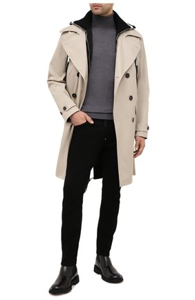 Мужские джинсы DSQUARED2 черного цвета, арт. S74LB0801/S30564 | Фото 2