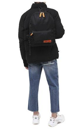 Мужской текстильный рюкзак HERON PRESTON черного цвета, арт. HMNB012F20FAB0011000   Фото 2
