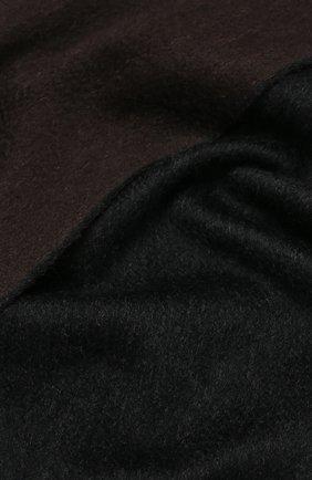 Мужской кашемировый шарф BRIONI серого цвета, арт. 03QF00/09376 | Фото 2