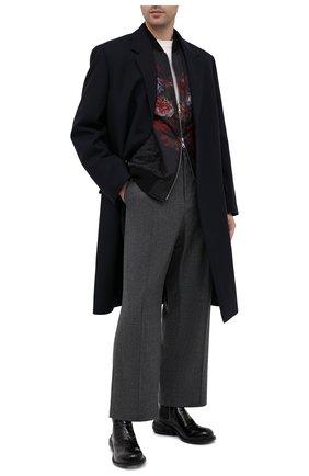 Мужские кожаные челси MAISON MARGIELA черного цвета, арт. S37WU0414/P3715 | Фото 2