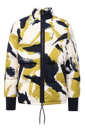 Мужская пуховая куртка KENZO разноцветного цвета, арт. FA650U1281NN | Фото 1