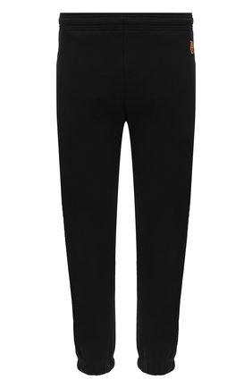 Мужской хлопковые джоггеры KENZO черного цвета, арт. FA65PA7114MD   Фото 1