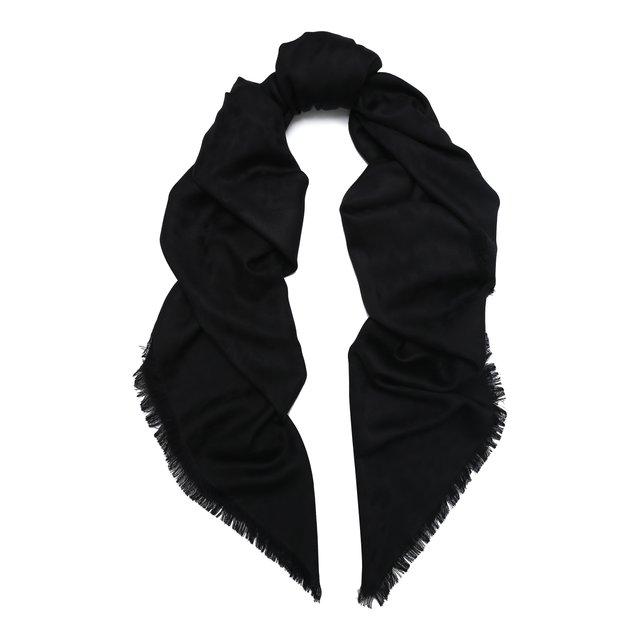 Платок из шелка и шерсти Dolce & Gabbana