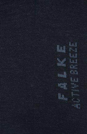 Женские носки FALKE синего цвета, арт. 46125 | Фото 2