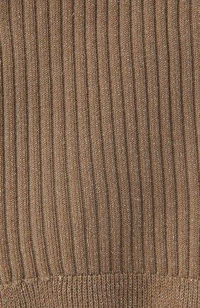 Женские носки FALKE бежевого цвета, арт. 46333 | Фото 2