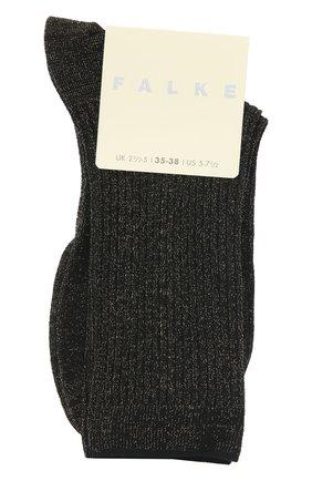 Женские носки FALKE черного цвета, арт. 46333 | Фото 1