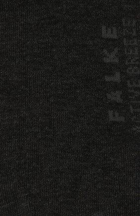 Женские носки FALKE серого цвета, арт. 46125   Фото 2