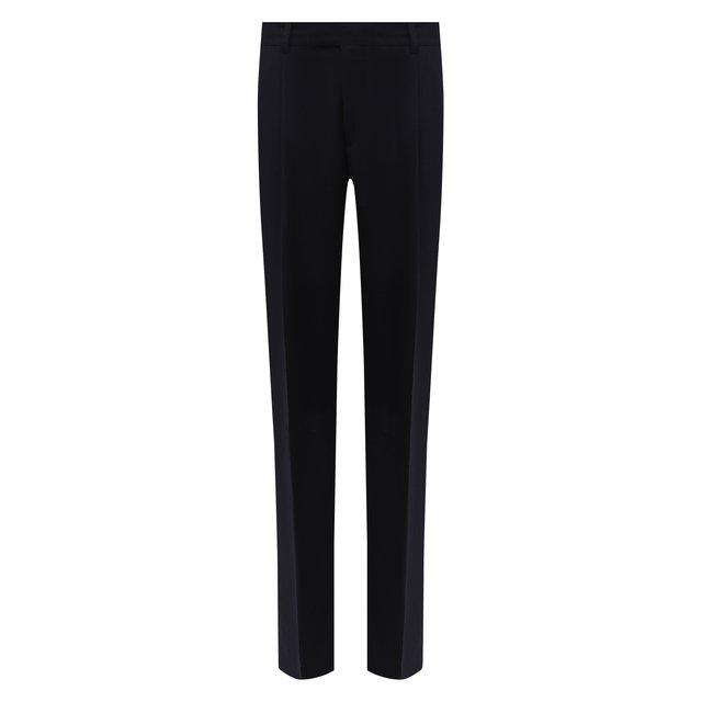Шерстяные брюки Giorgio Armani