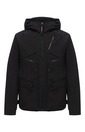 Мужская куртка C.P. COMPANY черного цвета, арт. 09CM0W046A-005784A | Фото 1