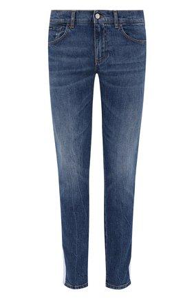 Мужские джинсы DOLCE & GABBANA синего цвета, арт. GYC4LD/G8CU9 | Фото 1