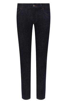 Мужские джинсы DOLCE & GABBANA темно-синего цвета, арт. GY07CD/G8CR2 | Фото 1