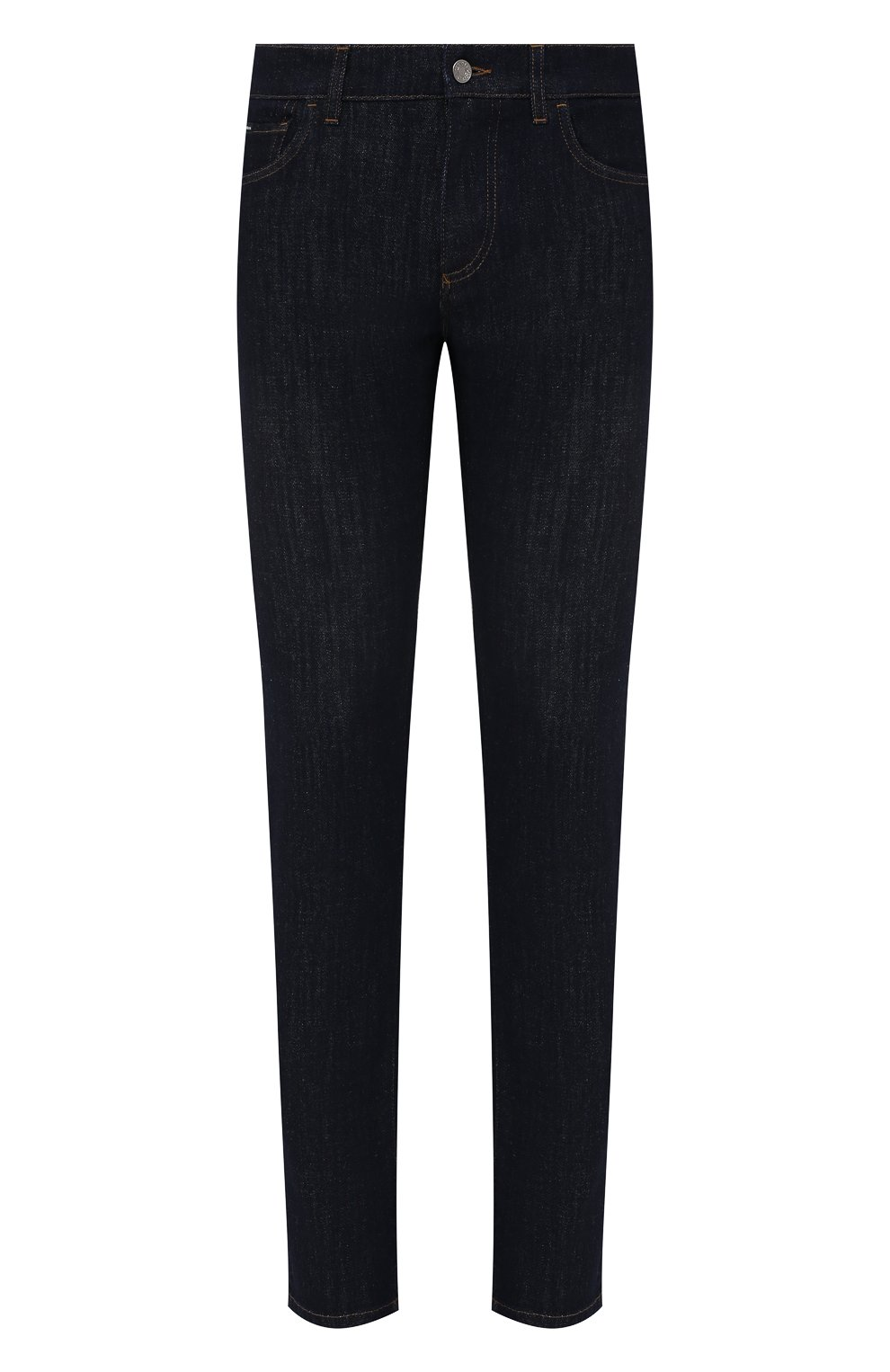 Мужские джинсы DOLCE & GABBANA синего цвета, арт. GY07LD/G8CR2 | Фото 1