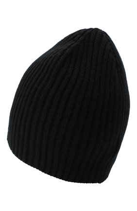 Мужская шерстяная шапка DOLCE & GABBANA черного цвета, арт. GXB86Z/JAVYR | Фото 2