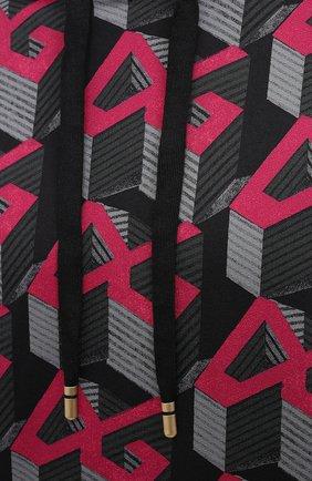 Мужской хлопковое худи DOLCE & GABBANA разноцветного цвета, арт. G9TL8T/FI750 | Фото 5