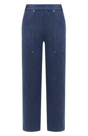 Женские джинсы CHLOÉ синего цвета, арт. CHC20ADP42154 | Фото 1