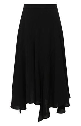 Женская юбка JW ANDERSON черного цвета, арт. SK0034 PG0153 | Фото 1