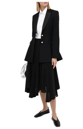 Женская юбка JW ANDERSON черного цвета, арт. SK0034 PG0153 | Фото 2