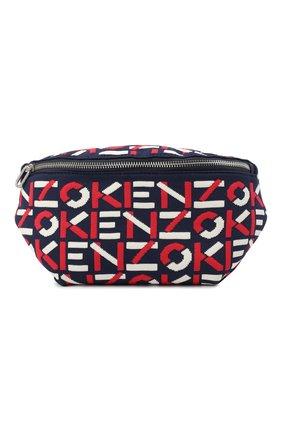 Женская поясная сумка scuba kenzo sport KENZO красного цвета, арт. FA62SA522F10 | Фото 1