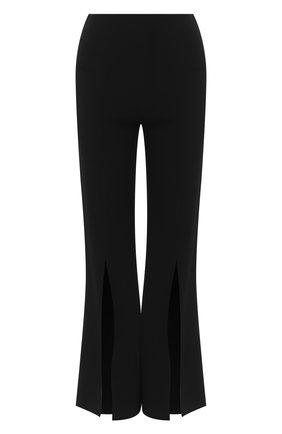 Женские брюки ROLAND MOURET черного цвета, арт. PW20/S0236/F2241 | Фото 1