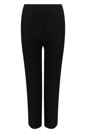 Женские брюки ISSEY MIYAKE черного цвета, арт. PP08-JF412 | Фото 1