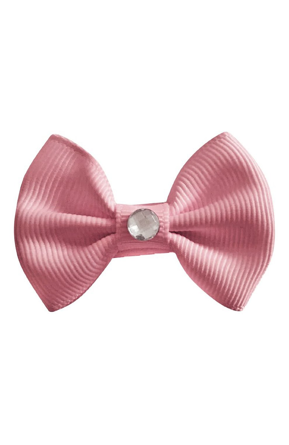 Детская заколка-зажим bowtie bow MILLEDEUX розового цвета, арт. 158-GLGC-01 | Фото 1