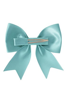Детская заколка-зажим bowtie bow MILLEDEUX бирюзового цвета, арт. 331-SC-13 | Фото 2