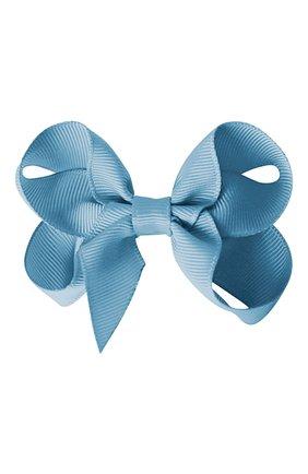 Детская резинка boutique bow MILLEDEUX голубого цвета, арт. 332-CGC-06 | Фото 2