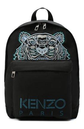 Женский рюкзак kampus KENZO черного цвета, арт. FA65SF300F20 | Фото 1