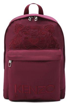 Женский рюкзак kampus KENZO бордового цвета, арт. FA65SF300F20 | Фото 1