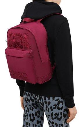 Женский рюкзак kampus KENZO бордового цвета, арт. FA65SF300F20 | Фото 2
