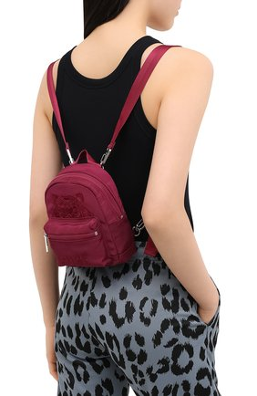 Женский рюкзак kampus mini KENZO бордового цвета, арт. FA65SF301F20   Фото 2