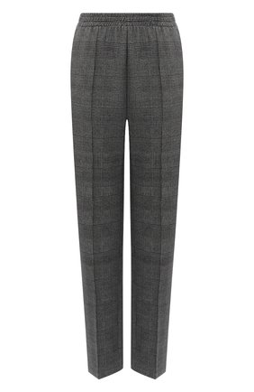 Женские хлопковый брюки RAG&BONE серого цвета, арт. WAW20P70442U44 | Фото 1
