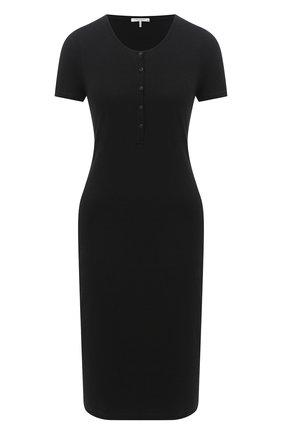Женское платье RAG&BONE черного цвета, арт. WCC20P3056JR56 | Фото 1