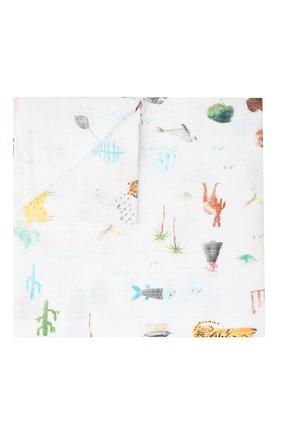 Детского набор из четырех пеленок ADEN+ANAIS разноцветного цвета, арт. 2076 | Фото 4