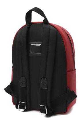 Детская рюкзак DOLCE & GABBANA красного цвета, арт. EM0079/AW088 | Фото 2