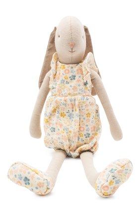 Детского игрушка заяц MAILEG бежевого цвета, арт. 16-0301-00   Фото 1