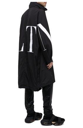 Мужские текстильные кроссовки b-bold BALMAIN черного цвета, арт. UM1C229/TKSE | Фото 2