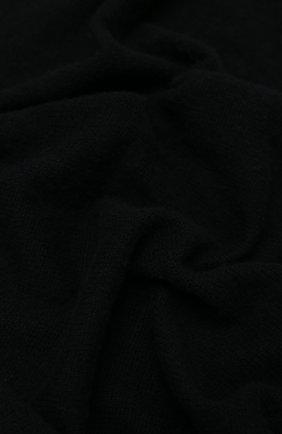 Мужской шерстяной шарф TRANSIT черного цвета, арт. SCAUTRM12476 | Фото 2