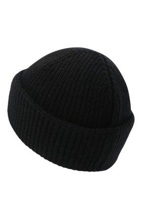 Мужская шерстяная шапка 2 moncler 1952 MONCLER GENIUS черного цвета, арт. F2-092-9Z704-00-A9578 | Фото 2