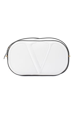 Женская сумка valentino garavani vlogo walk VALENTINO белого цвета, арт. UW2B0G32/QEL | Фото 1