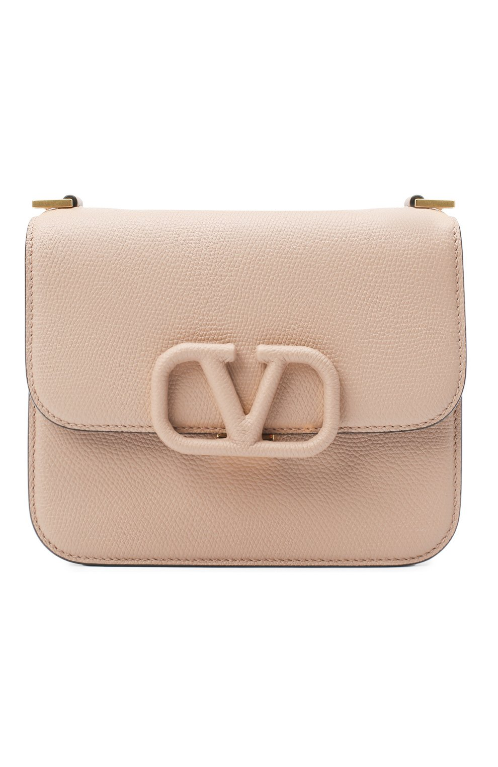 Женская сумка valentino garavani vsling VALENTINO бежевого цвета, арт. UW2B0F01/RQR   Фото 1