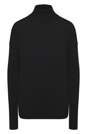Женская шерстяная водолазка WINDSOR черного цвета, арт. 52 DP484 10005439   Фото 1