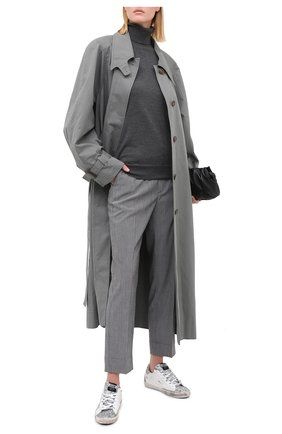 Женская шерстяная водолазка WINDSOR серого цвета, арт. 52 DP484 10005439 | Фото 2