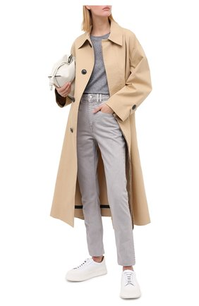 Женский пуловер WINDSOR серого цвета, арт. 52 DT425 10001523 | Фото 2