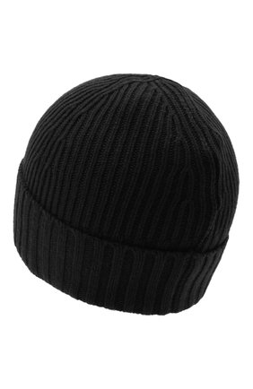 Детского шапка STONE ISLAND черного цвета, арт. 7316N03A8 | Фото 2