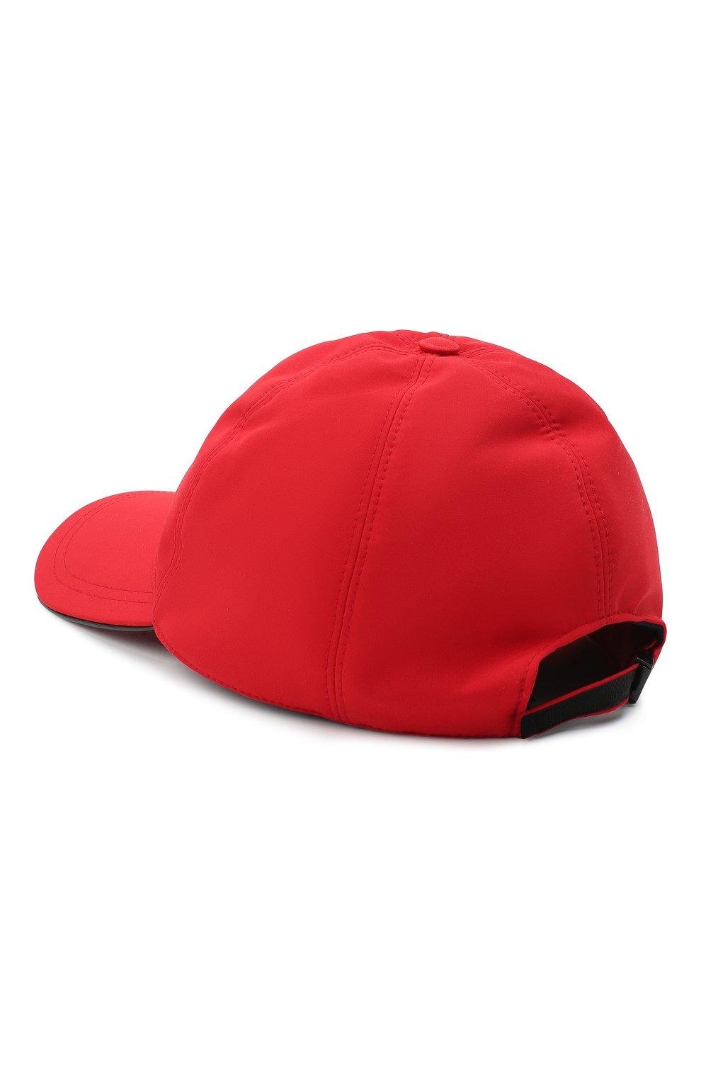 Мужской бейсболка PAUL&SHARK красного цвета, арт. I20P7105/DF | Фото 2