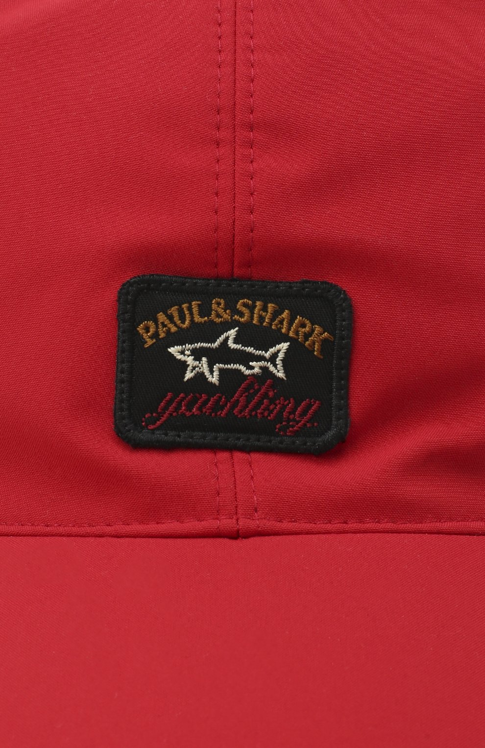 Мужской бейсболка PAUL&SHARK красного цвета, арт. I20P7105/DF | Фото 3
